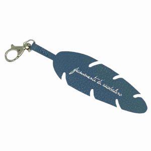 colibrì bag piuma cotton blue