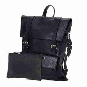 colibrì bag squadrato black