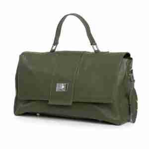 colibrì bag borsa military green
