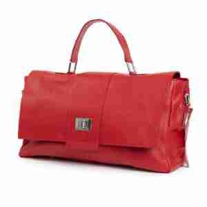 colibrì bag borsa red lips