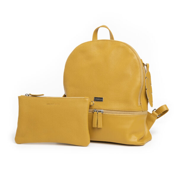 colibrì bag primo sweet saffron
